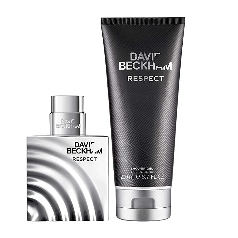 David Beckham Respect 2 Piece Set 40ml EDT+ 75ml Shower Gel