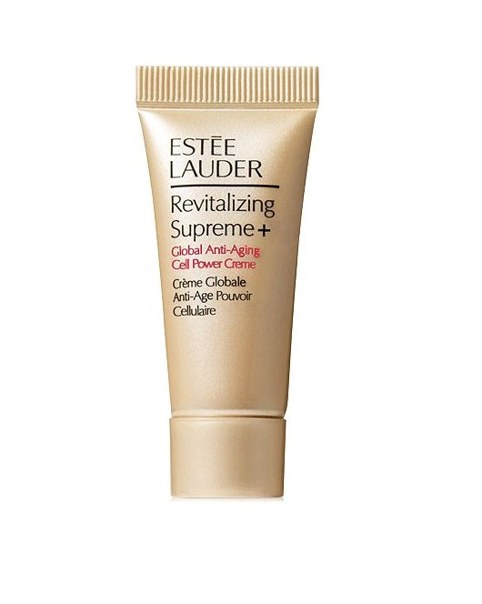 Estee Lauder Revitalizing Supreme Global Ant-Aging Cell Power Creme Travel Size 5ml