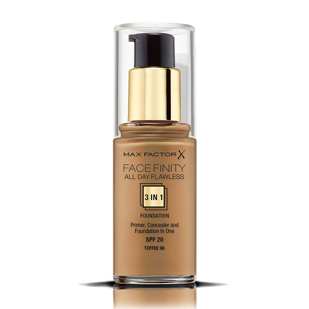 Max Factor Face Finity All Day Flawless 3-in-1 Foundation 30ml
