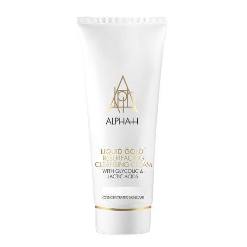 Alpha  H Liquid Gold Resurfacing Cleansing Cream 200ml
