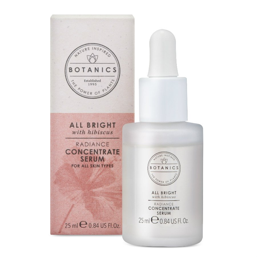 Botanics All Bright Radiance Concentrate Serum 25ml