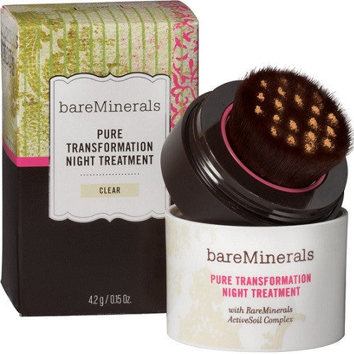 bareMinerals Pure Transformation Night Treatment 4.2g - smartzprice - 1