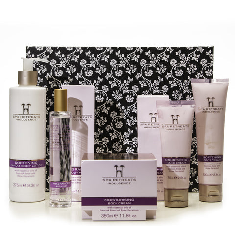 LOOK INCREDIBLE EXCLUSIVE: Spa Retreats Indulgence 5 Piece Body Collection - smartzprice - 1