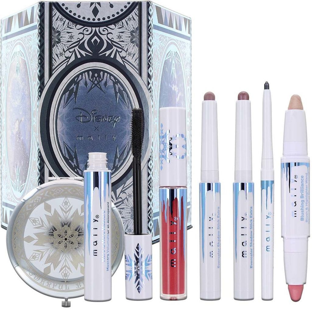 Mally Beauty x Disney Frozen 7 Piece Collection