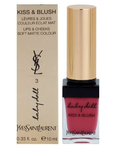 Yves Saint Laurent Baby Doll Kiss & Blush - Look Incredible