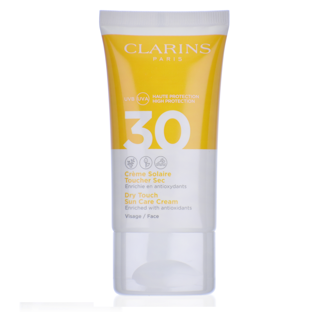 Clarins Dry Touch Sun Care Cream for Face SPF30 - 50ml