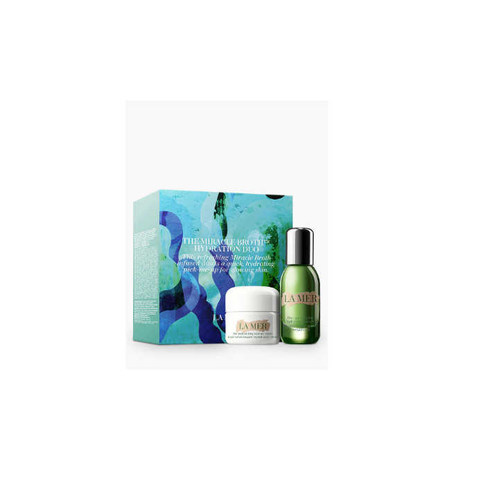 La Mer The Miracle Broth Hydration Duo 15ml x 2