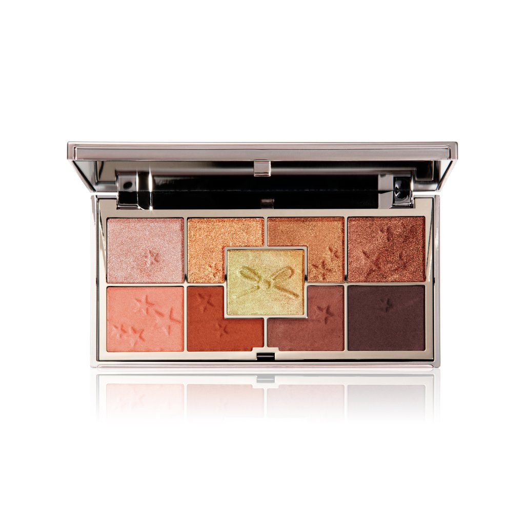 Ciaté London Astrolights Burnt Eyeshadow Palette 16g
