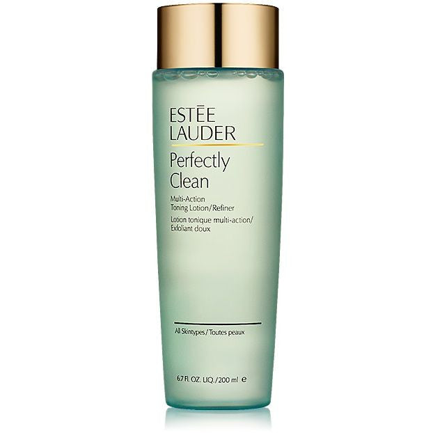 Estee Lauder Perfectly Clean Multi-Action Hydrating Toning Lotion/Refiner 200ml - smartzprice