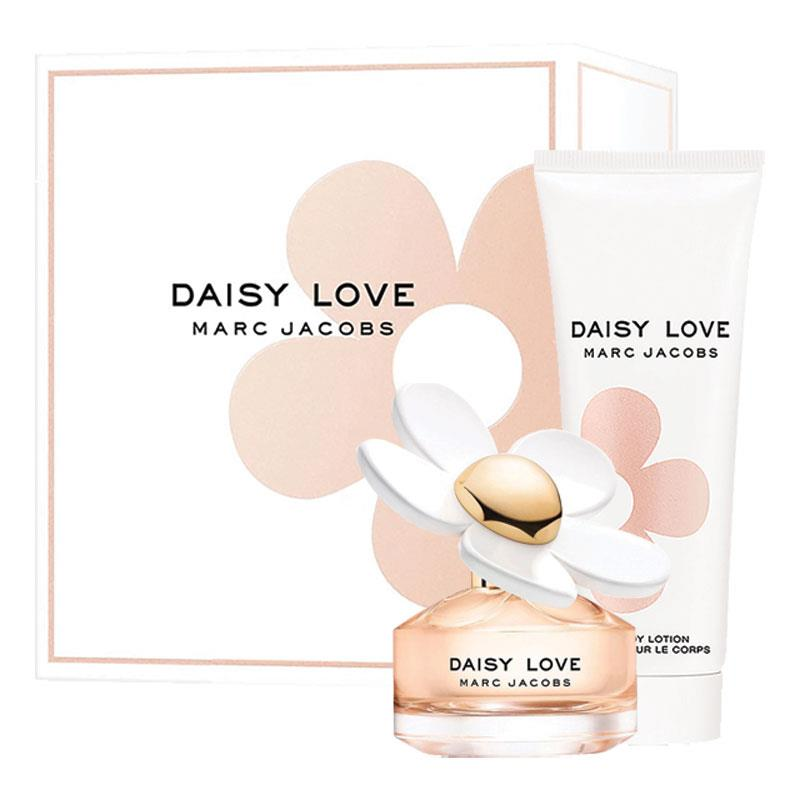 Marc Jacobs Daisy Love 2 Piece 100ML EDT + Body Lotion 75ML