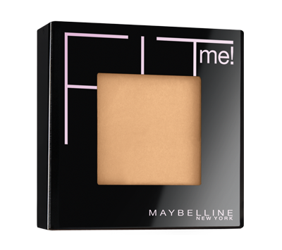 Maybelline Fit Me Pressed Powder Flawless Foundation - 250 Sun Beige - Look Incredible