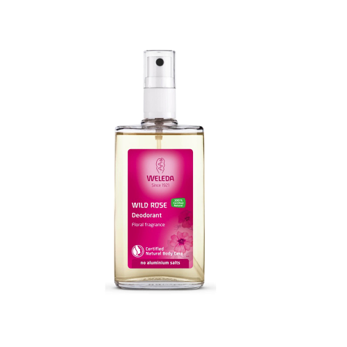 Weleda Wild Rose Deodorant 100ml