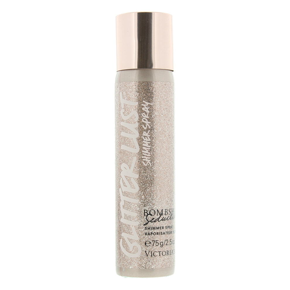 Victoria's Secret Glitter Shimmer Spray Bombshell Seduction 75g