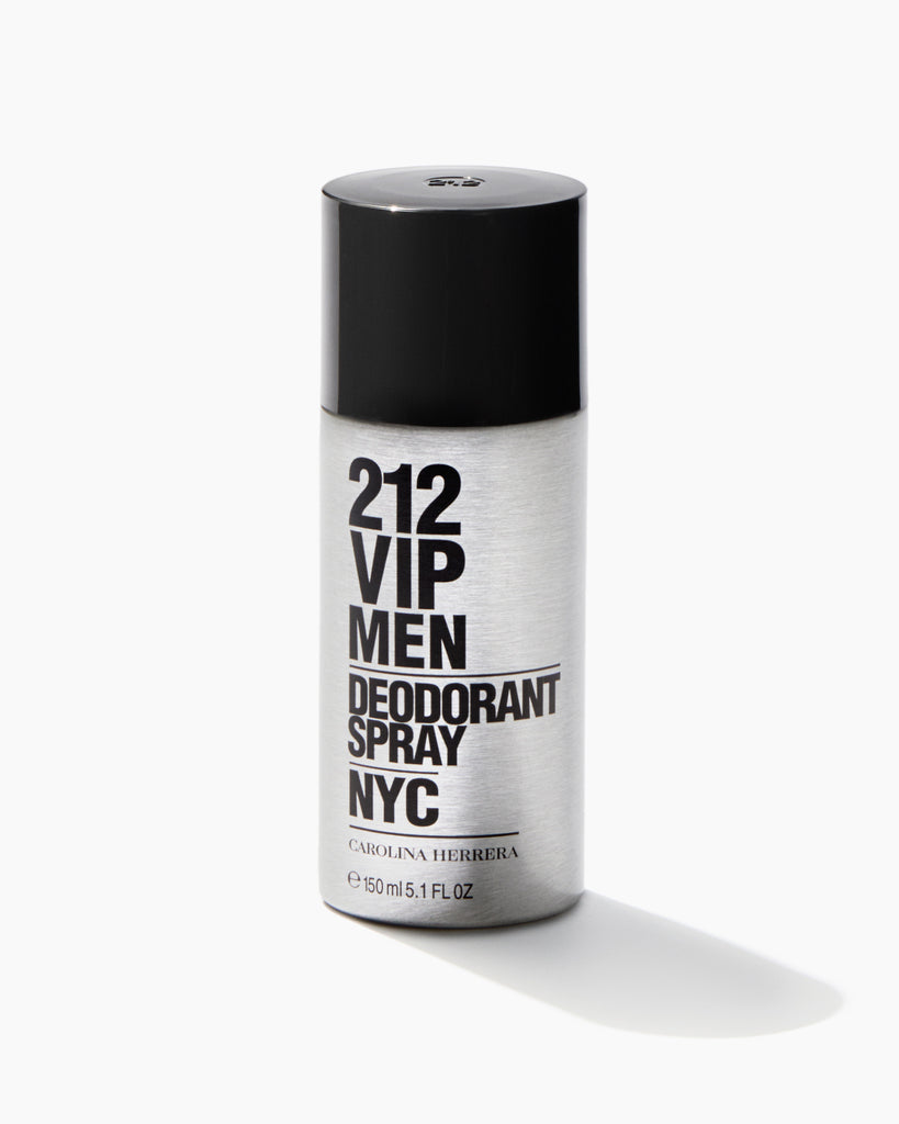 Carolina Herrera 212 Vip Men Nyc Deodorant Spray 150ml