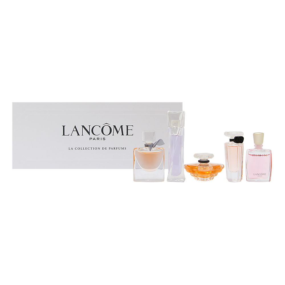 Lancome Paris La Collection De Parfums Gift Set 3 x 5ml EDP + 4ml EDP + 7.5ml EDP
