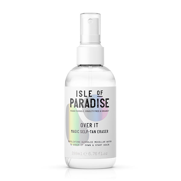 Isle of Paradise Over it Remover 200ml