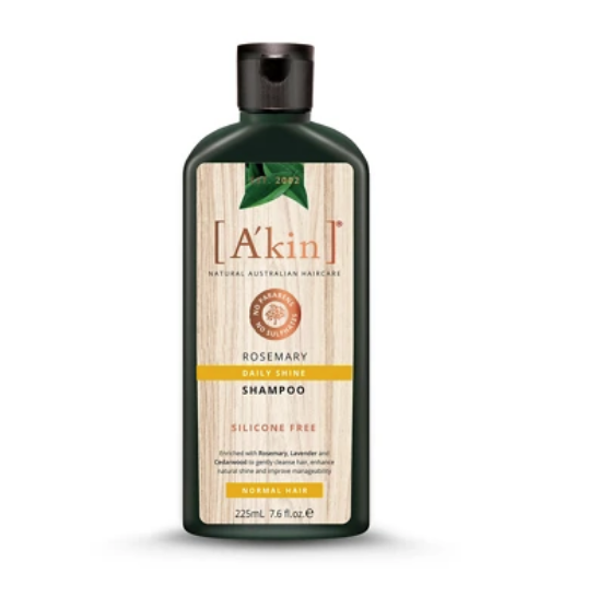 A'Kin Rosemary Daily Shine Shampoo 225ml