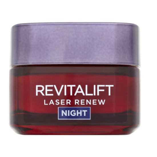 L'Oreal Revitalift Laser Renew Night Cream Mask 50ml