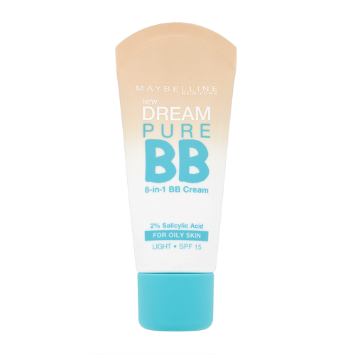 Maybelline Dream Pure BB Cream SPF15 - 30 ml, Light - smartzprice