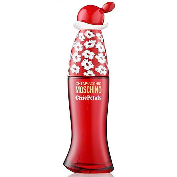 Moschino Cheap And Chic Petals Eau De Toilette 100ml