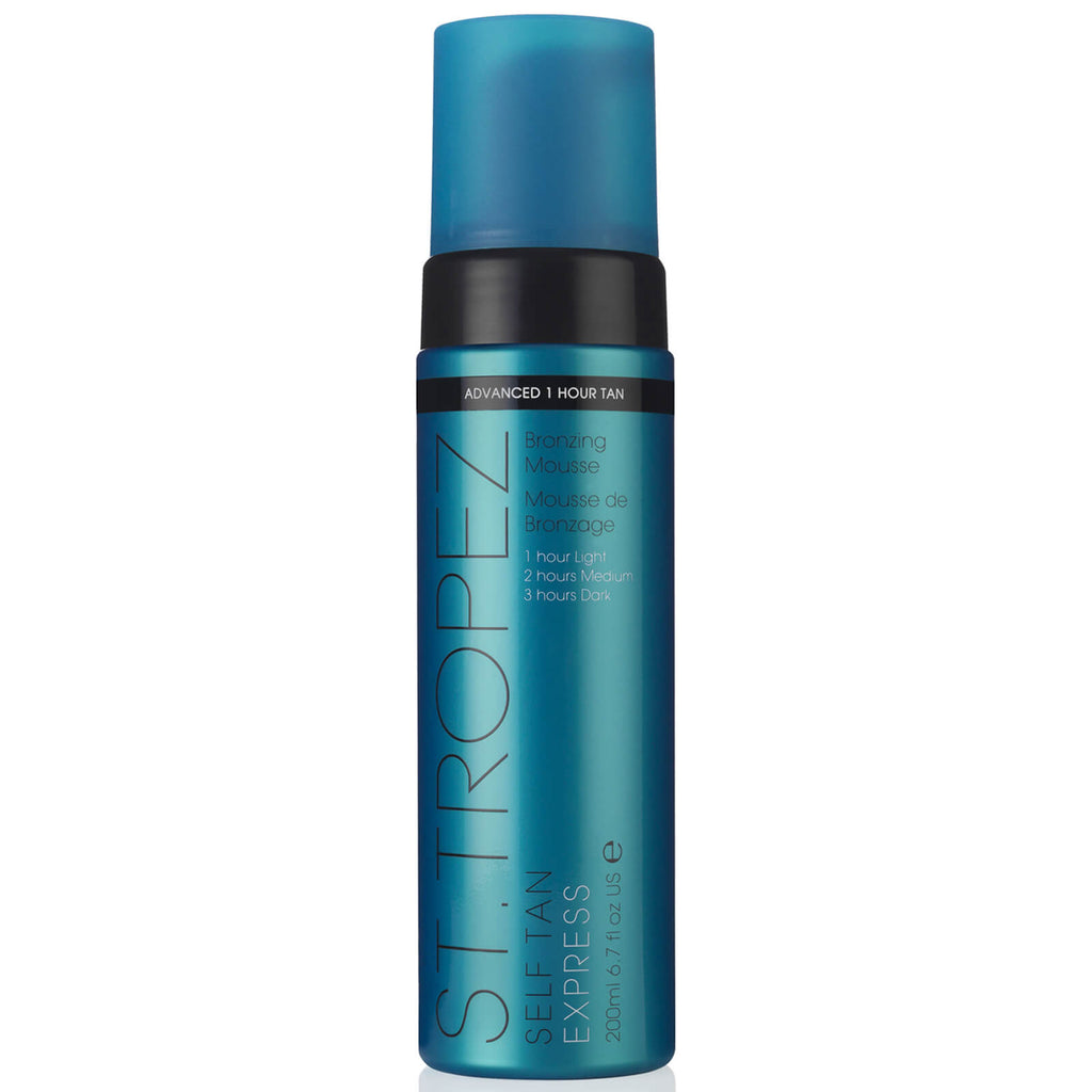 St Tropez Self Tan Express Bronzing Mousse 200ml