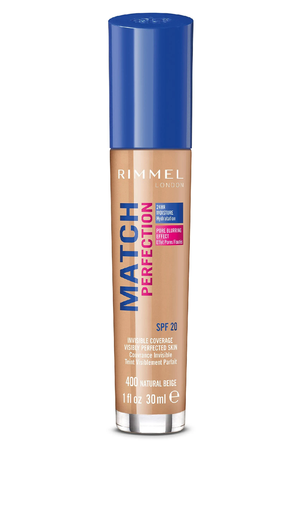 Rimmel Match Perfect Foundation