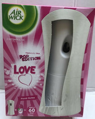 Air Wick Pop Edition Floral Notes Freshmatic Automatic Spray 250ml + 1 Refill + 2 Batteries