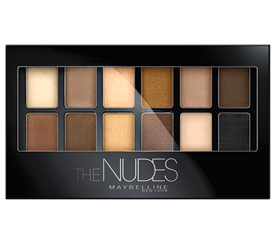 Maybelline The Nudes Eye Shadow Palette - smartzprice - 1
