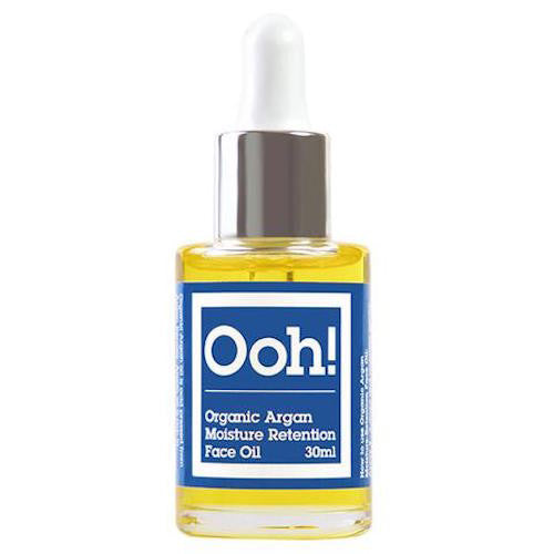 Ooh! - Oils of Heaven Organic Argan Moisture Retention Face Oil 30 ml - Look Incredible