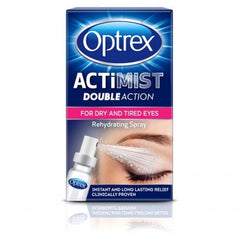 Optrex ActiMist Double Action Dry And Tired Eyes 10ml