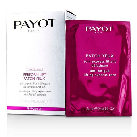Payot Perform Lift Patch Yeux Eye Contour Patches X 10 - smartzprice
