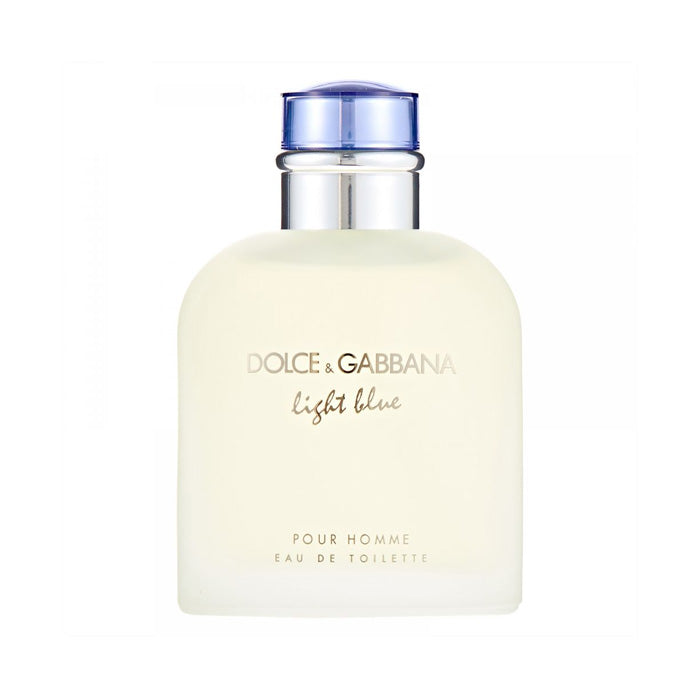 Dolce & Gabbana Light Blue Eau De Toilette Spray 125ml