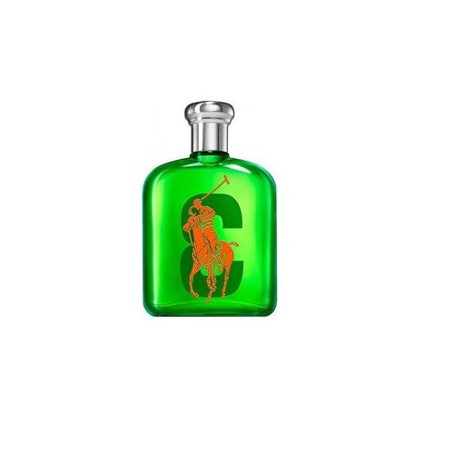 Ralph Lauren Polo 3 The Big Pony Collection Green Eau De Parfum 125ml