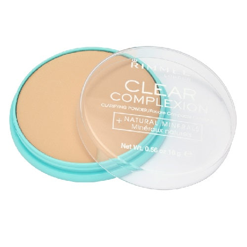 Rimmel Clear Complexion Powder