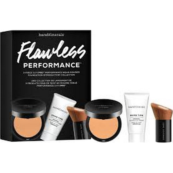 Bare Minerals Flawless Performance 18 Pecan Gift Set