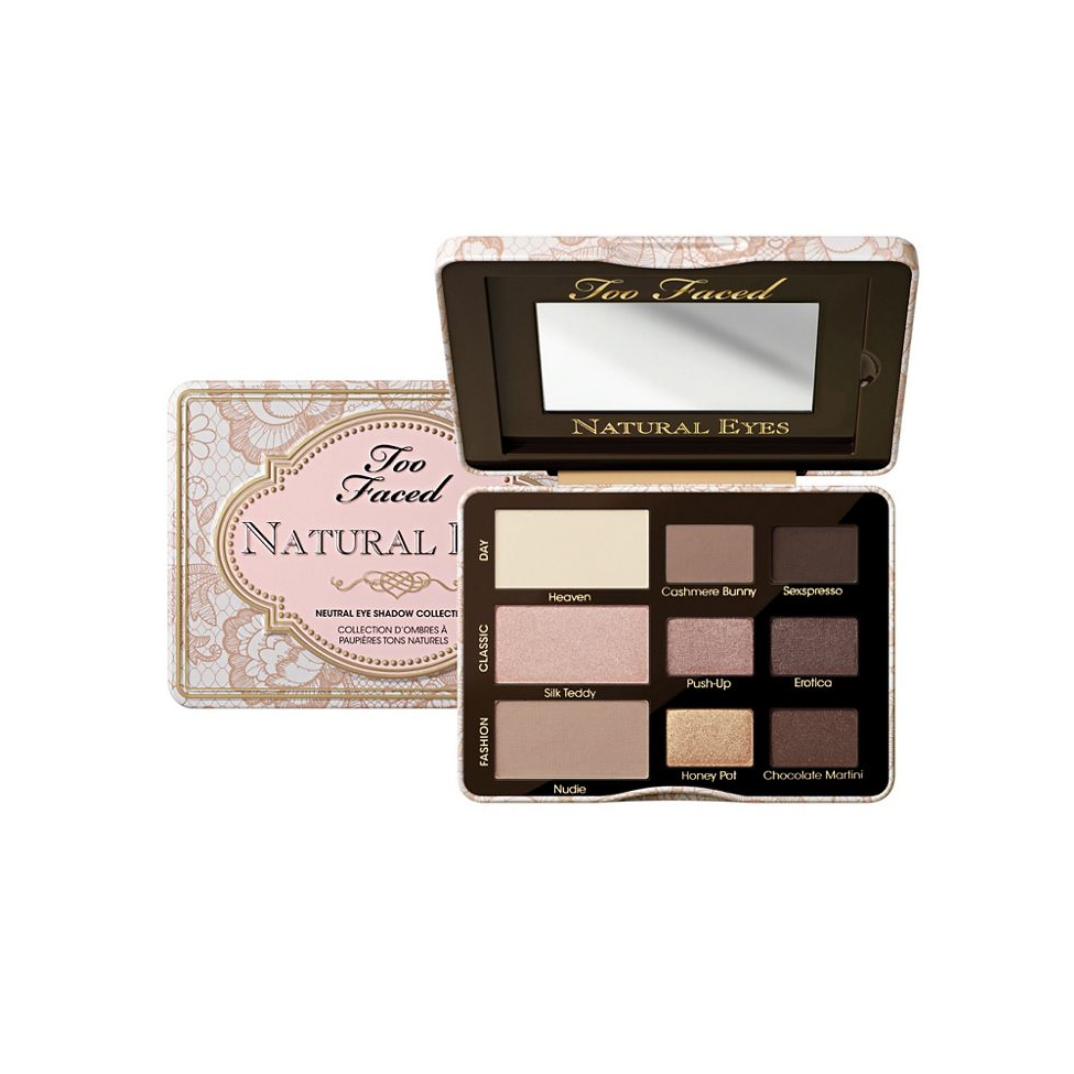 Too Faced Natural Eyes Shadow Palette