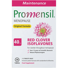 Promensil Menopause Original Tablets 40mg (Pack Of 30)