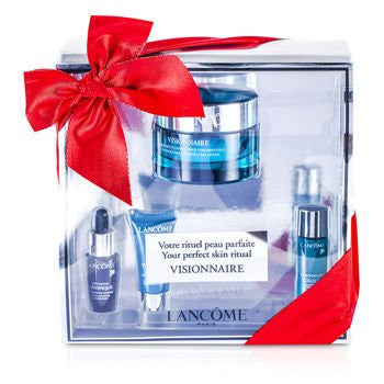 Lancome Visionnaire Your Perfect Skin Ritual 4 Piece Gift Set