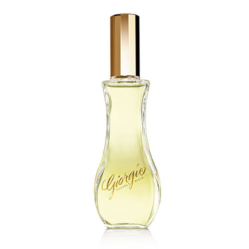 Giorgio Beverly Hills Giorgio Yellow Eau De Toilette Spray 50ml