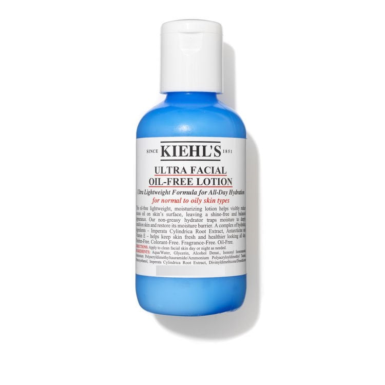Kiehl's Ultra Facial Oil Free Lotion 250ml