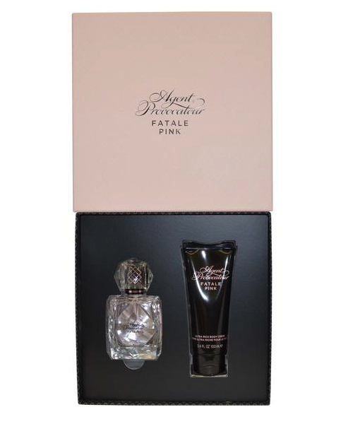Agent Provocateur Fatale Pink EDP 50ml + Body Cream 100ml