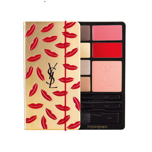 YSL Kiss & Love Edition Complete Makeup Palette