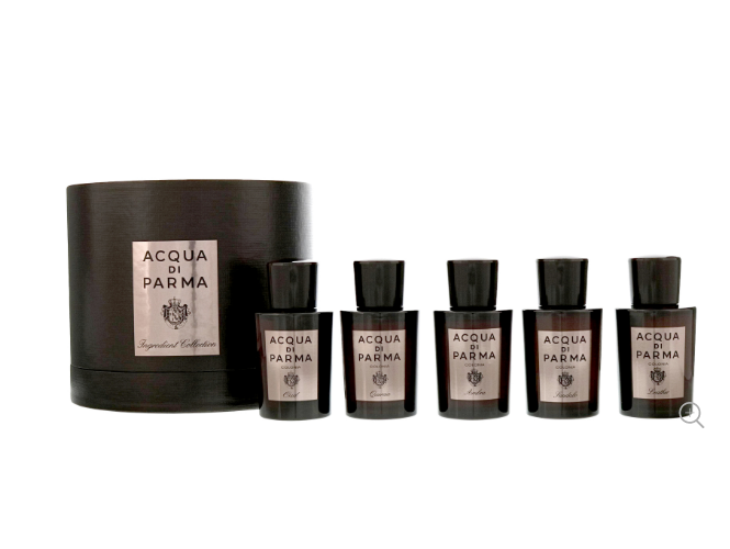 Acqua Di Parma Ingredient Collection Journey Gift Set 5 x 20ml EDC