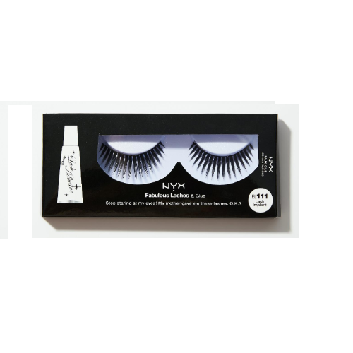 NYX Lash Implant Fabulous Lashes & Glue