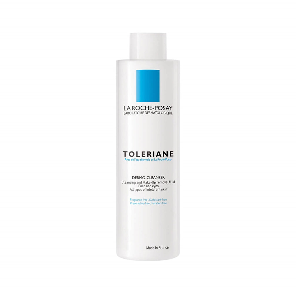 La Roche-Posay Toleriane Dermo Cleanser And Makeup Remover Fluid 50ml
