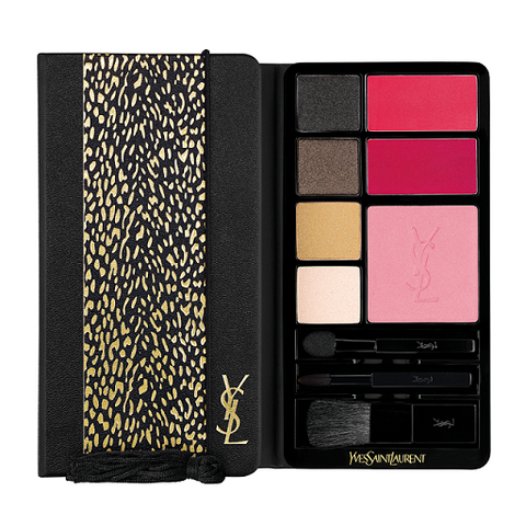 Yves Saint Laurent Wildly Gold Complete Make Up Palette
