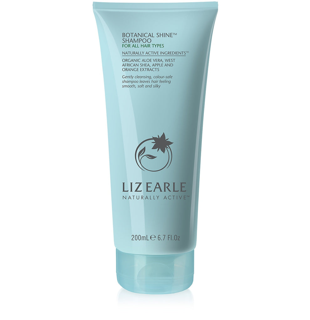 Liz Earle Botanical Shine Shampoo 200ml