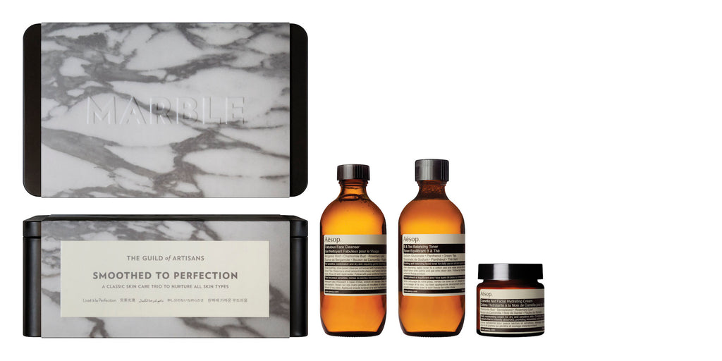 Aesop Marble Smoothed To Perfection Gift Set