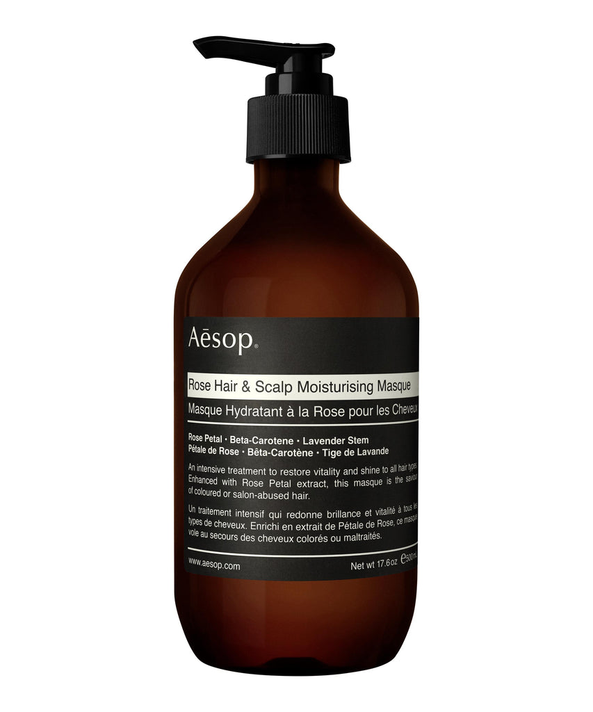 Aesop Rose Hair & Scalp Moisturising Masque 500ml