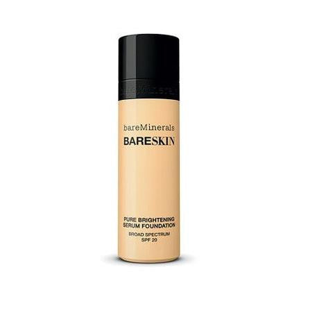 Bareminerals BareSkin Pure Brightening Serum Foundation SPF 20 - Look Incredible